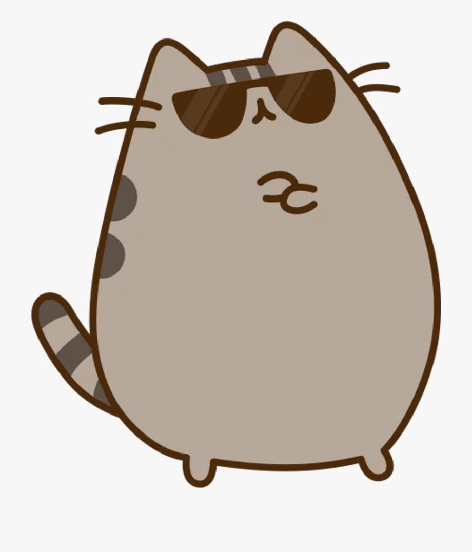Pusheen Cat Png.