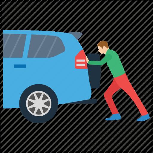 Pushing Car Png & Free Pushing Car.png Transparent Images.