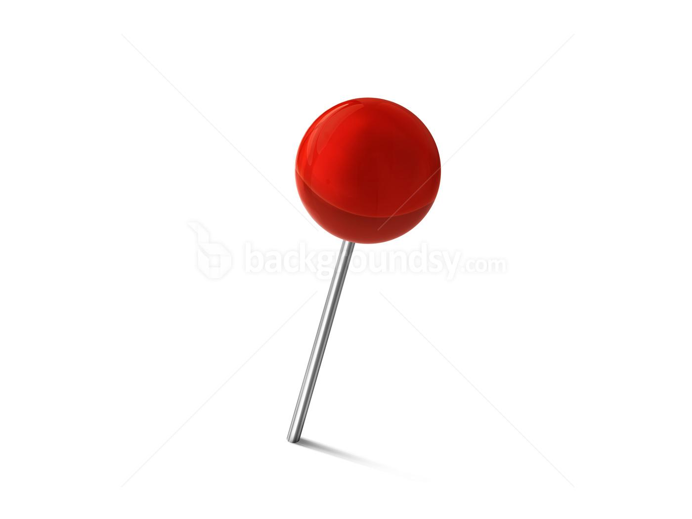 Push Pin Clip Art.