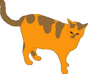 Pussy Cat Clip Art at Clker.com.