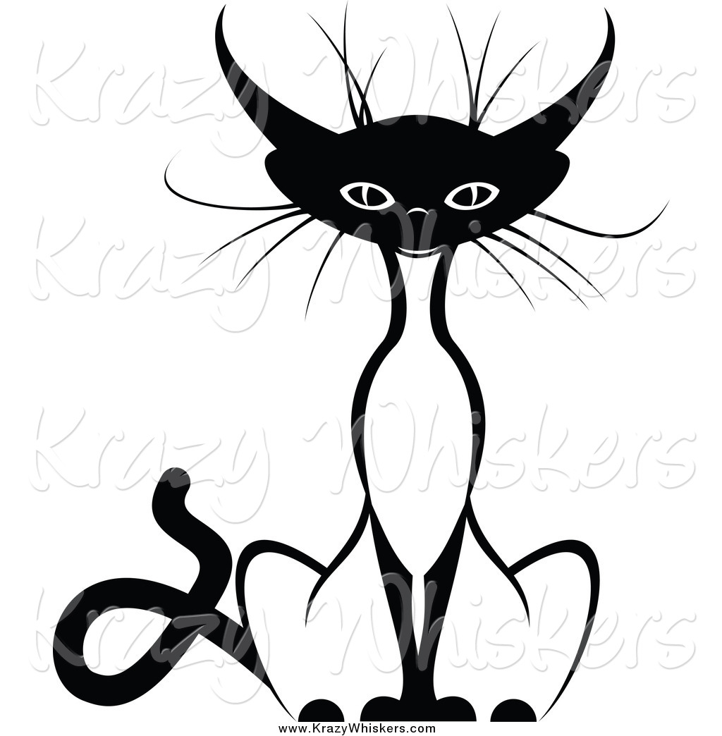 Royalty Free Pussy Cat Stock Animal Designs.