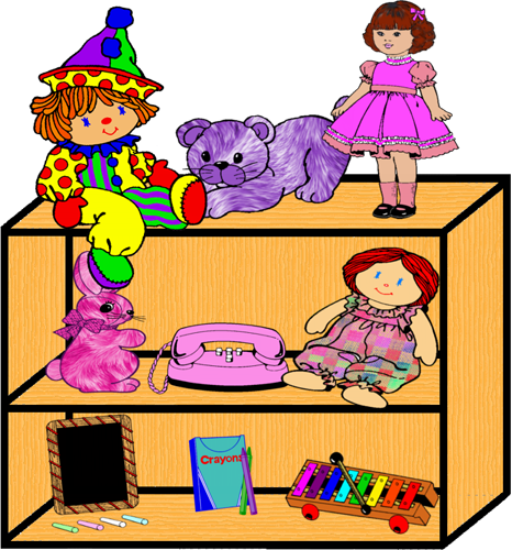 Put away toys clipart clipart images gallery for free.