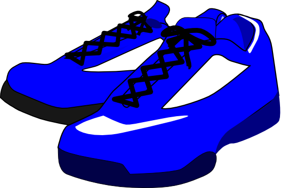 Put On Shoes Clipart.