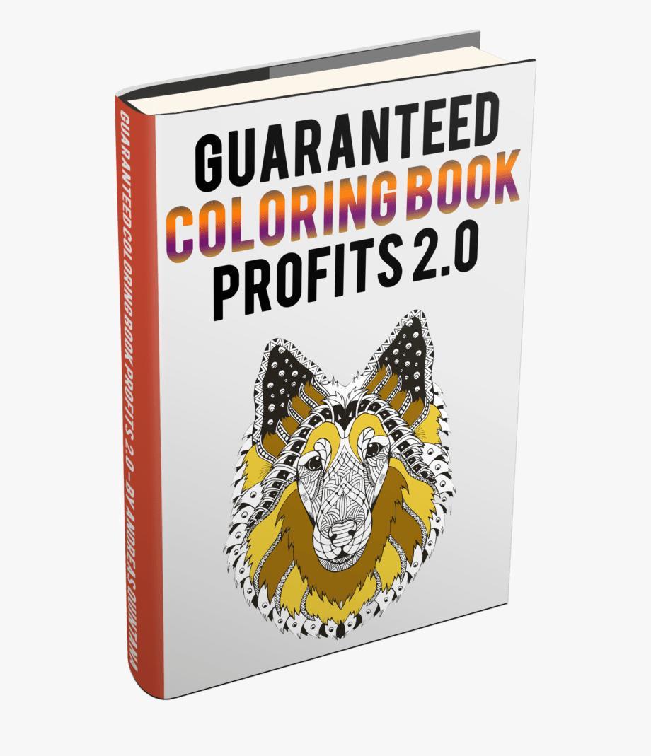 Guaranteed Coloring Book Profits.