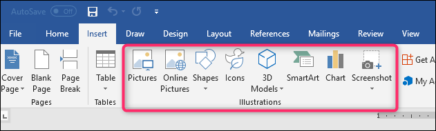 How to Place Text Over a Graphic in Microsoft Word.