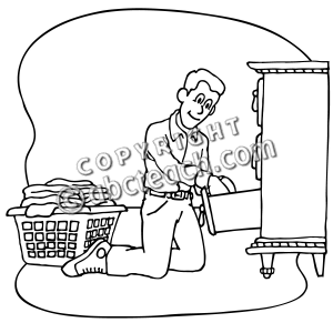 Putting Away Toys Colouring Pages, Sheets Clip Art With.