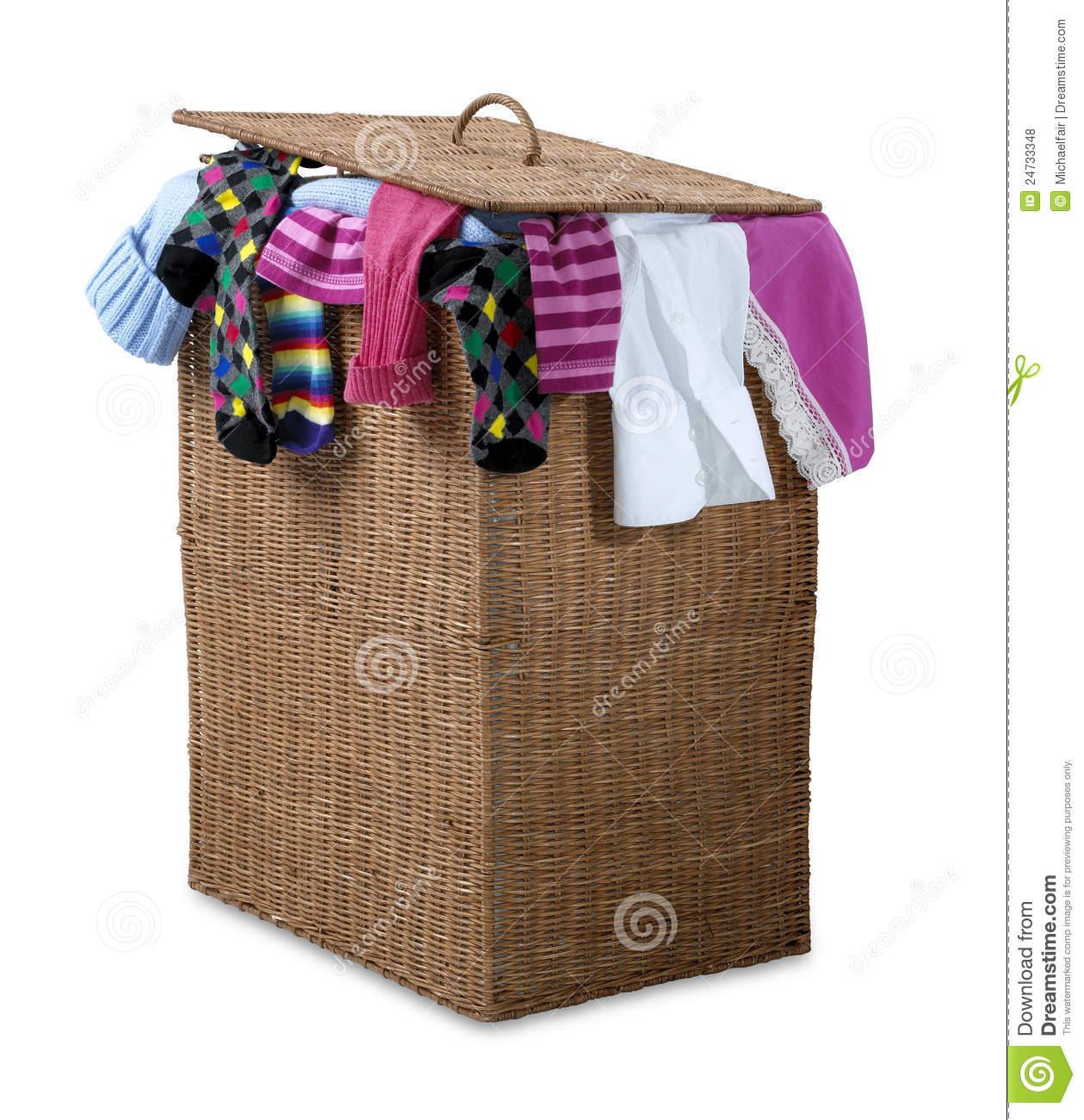 Put Dirty Clothes In Hamper Clipart Clipart Suggest Mini Hamper.