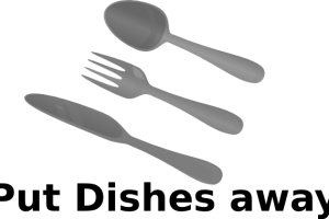 Put dishes away clipart 2 » Clipart Portal.