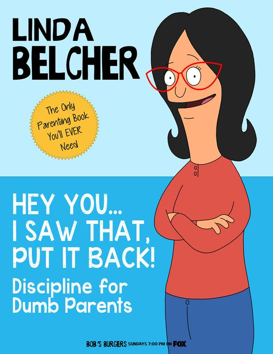 Hey You I Saw That. Put It Back! by Linda Belcher.