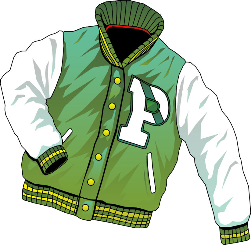 put on jacket clipart clipground