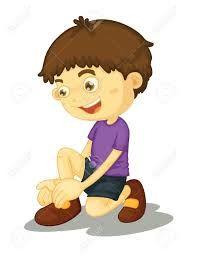 Put shoes on clipart 2 » Clipart Station.