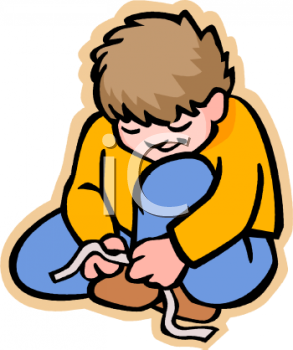Put shoes on clipart 6 » Clipart Station.