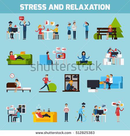 Stress Stock Photos, Royalty.