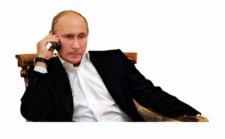 Vladimir Putin Png.
