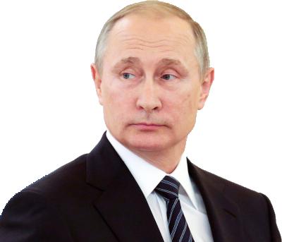 Vladimir Putin PNG images free download.