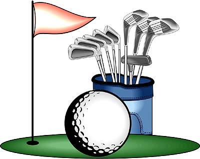 72+ Golfing Clip Art.