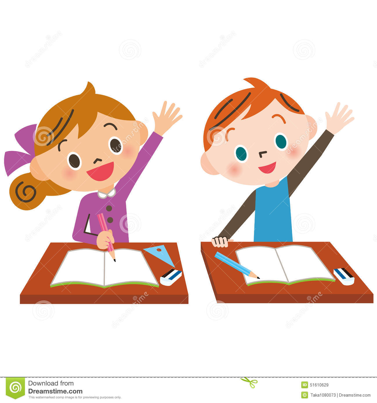 Children Hands up Clipart (58+).