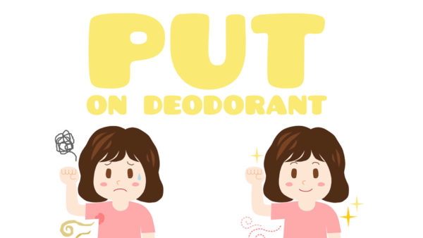Putting On Deodorant Clipart (108+ images in Collection) Page 1.