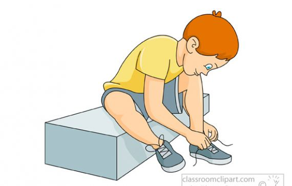 Put shoes on clipart 9 » Clipart Station.