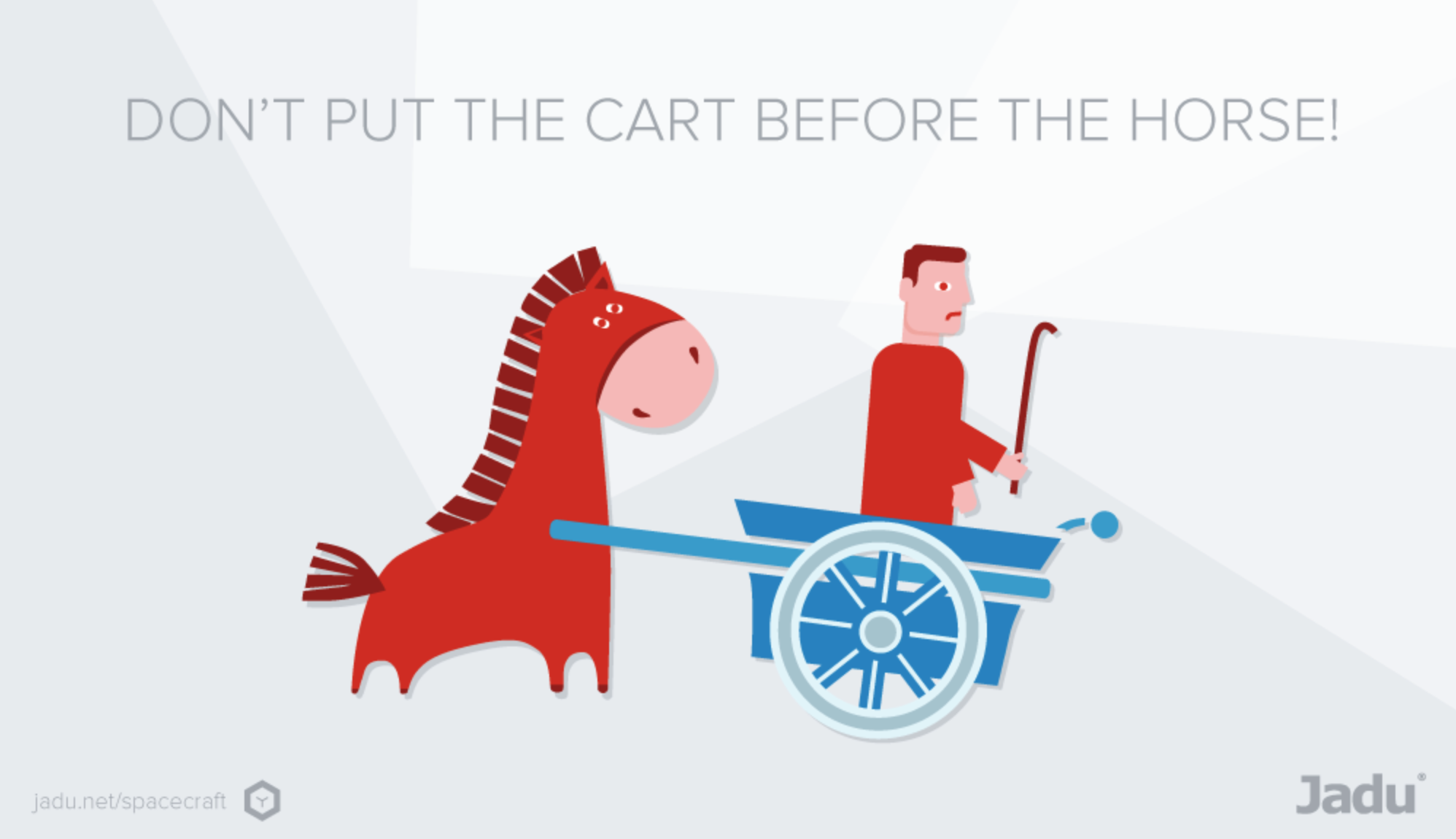 CRM Integration Best Practice: Don't put the cart before the horse.