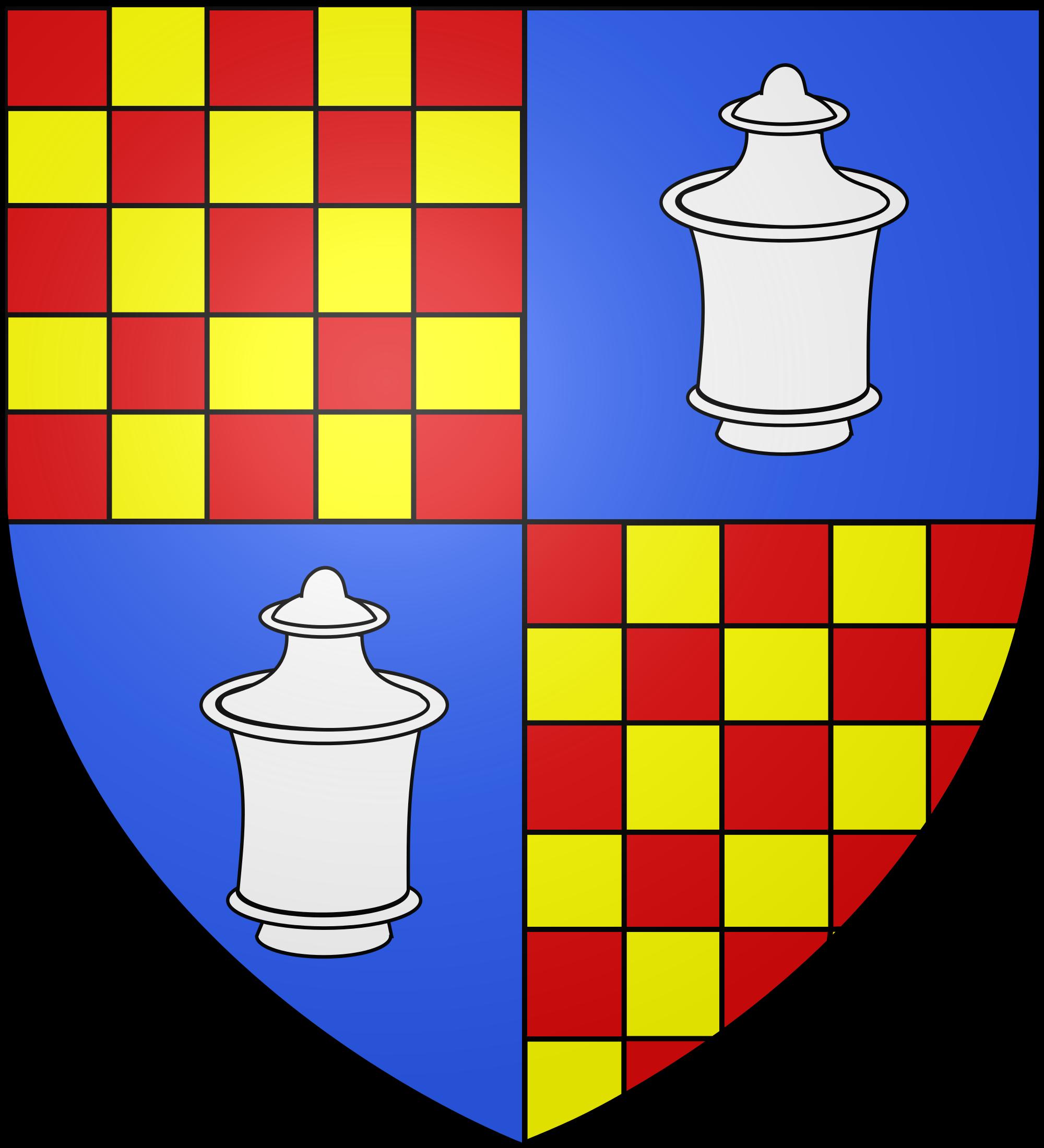 File:Blason ville fr Chalus (Puy.