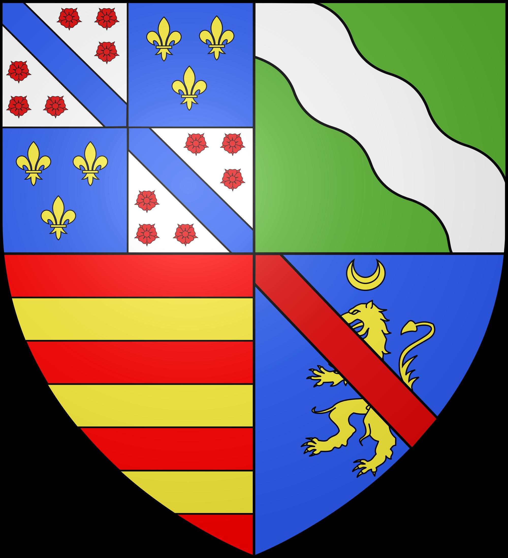 File:Blason ville fr Fournols (Puy.