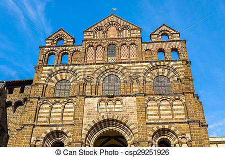 Stock Photo of Cathedral Notre.