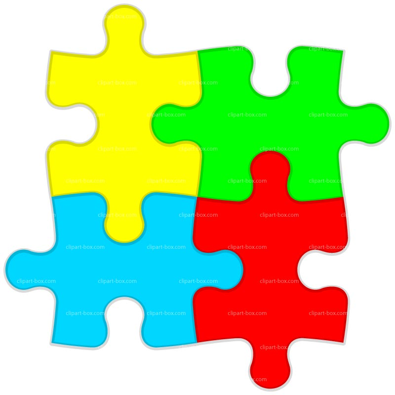Puzzle Clipart Powerpoint Free.