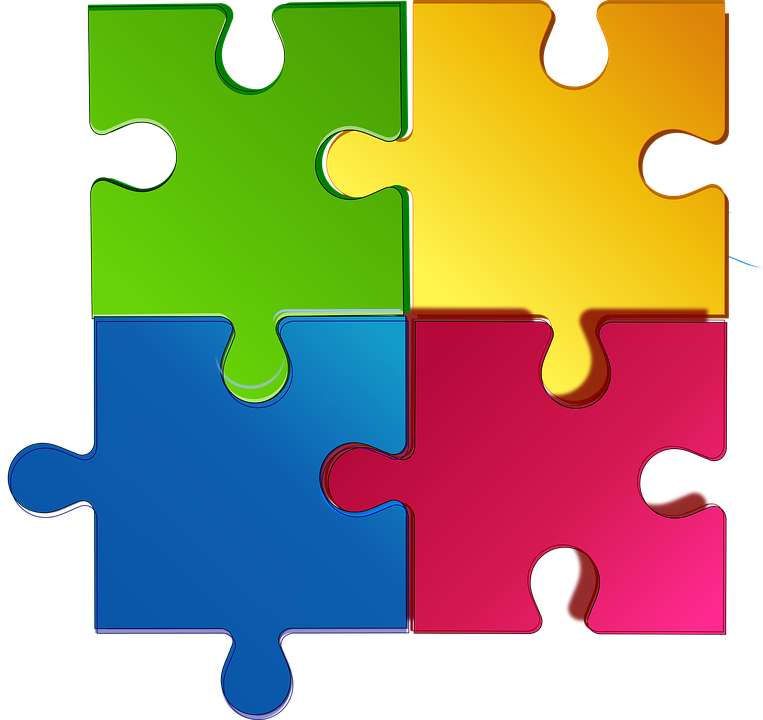 Free vector graphic: Jigsaw Puzzle, Game, Match, Puzzle.