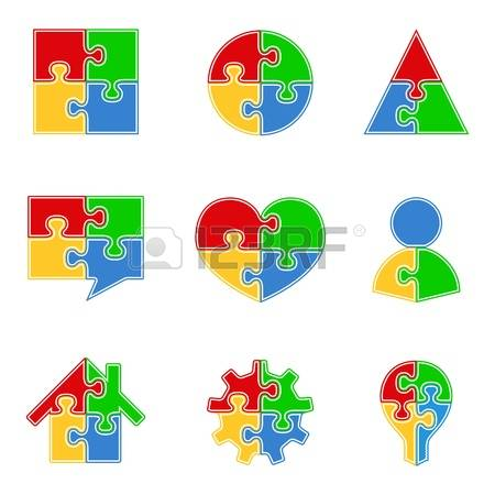 36,873 Puzzle Game Stock Vector Illustration And Royalty Free.
