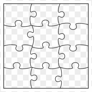 Free Puzzle Template PNG Images.