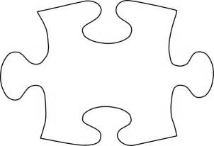Similiar Black Puzzle Piece Template Keywords.