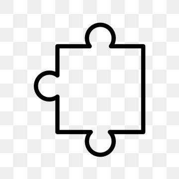 Puzzle Piece PNG Images.