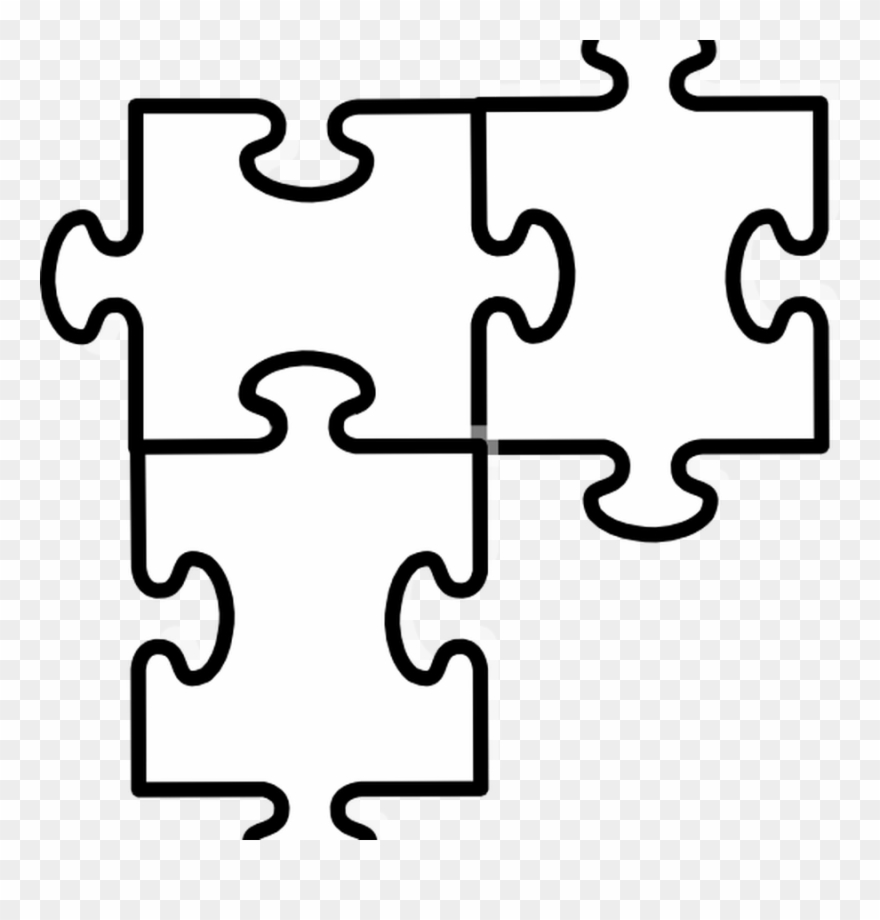 Free Puzzle Pieces Template Download Free Clip Art.