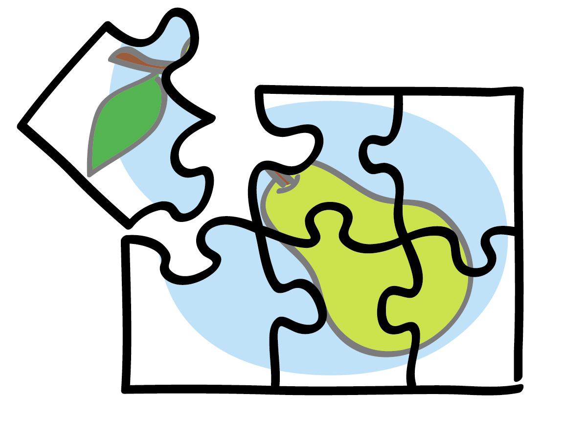 Puzzle Clip Art Free.