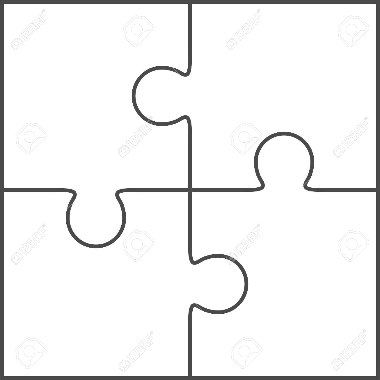 Puzzle Vector Free Download Clip Art.