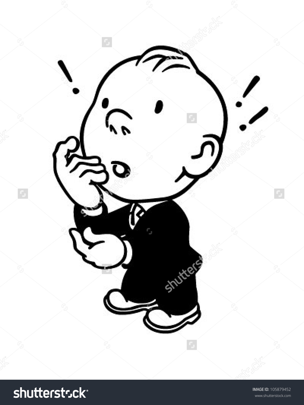Puzzled clipart #13