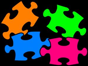 Puzzled Clip Art at Clker.com.