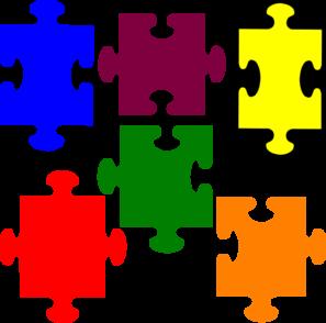 Puzzles clipart #16