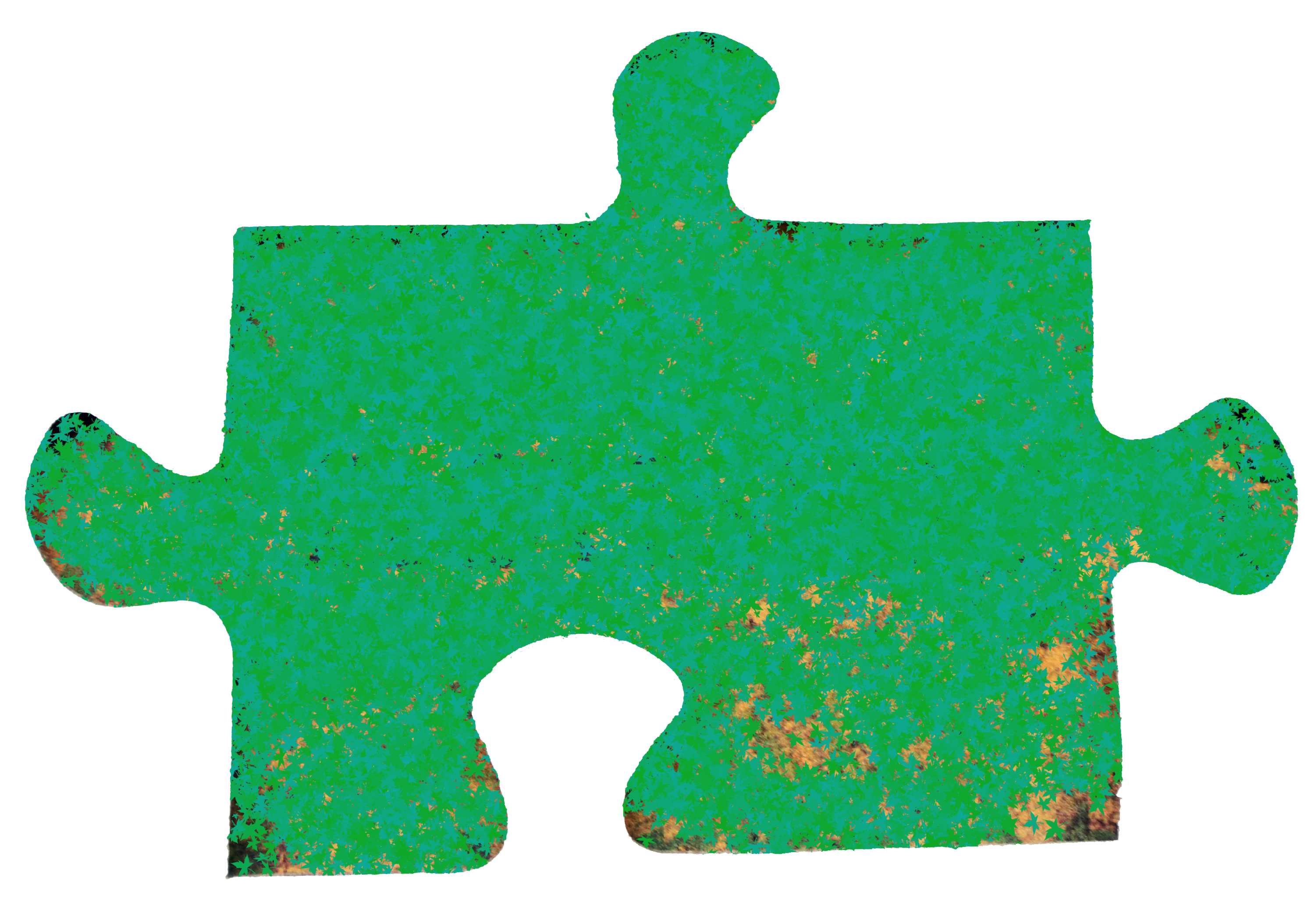 Puzzling board clipart #7