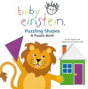 Baby Einstein: Puzzling Shapes Board Book School Supply Store.
