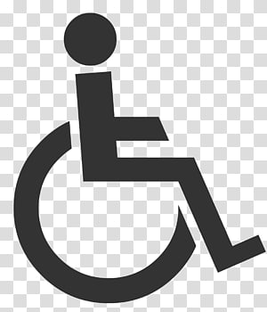 International Symbol of Access Disability Disabled parking.