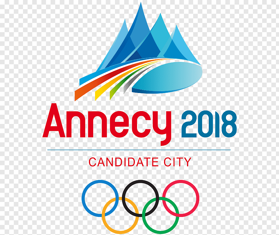 Winter, Annecy, Pyeongchang 2018 Olympic Winter Games.