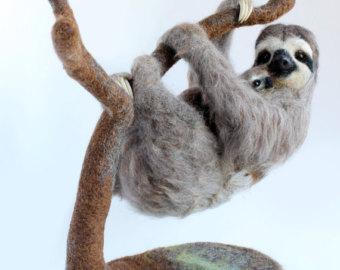 Sloth life.