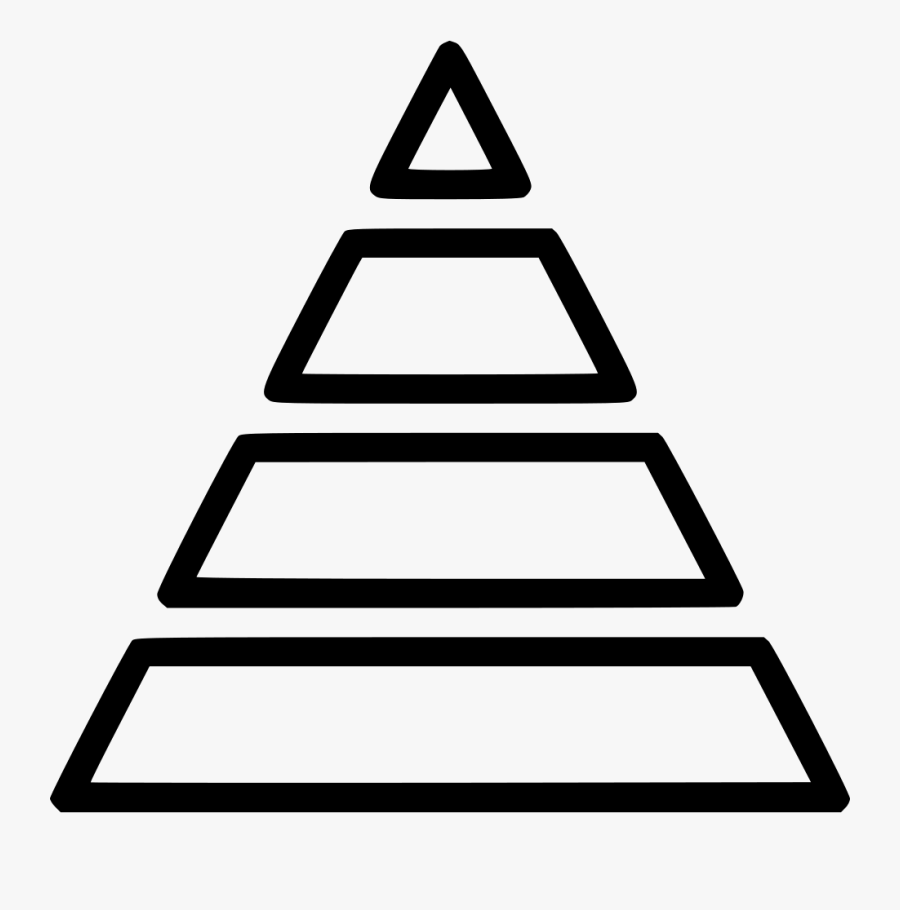 Transparent Pyramid Clipart.
