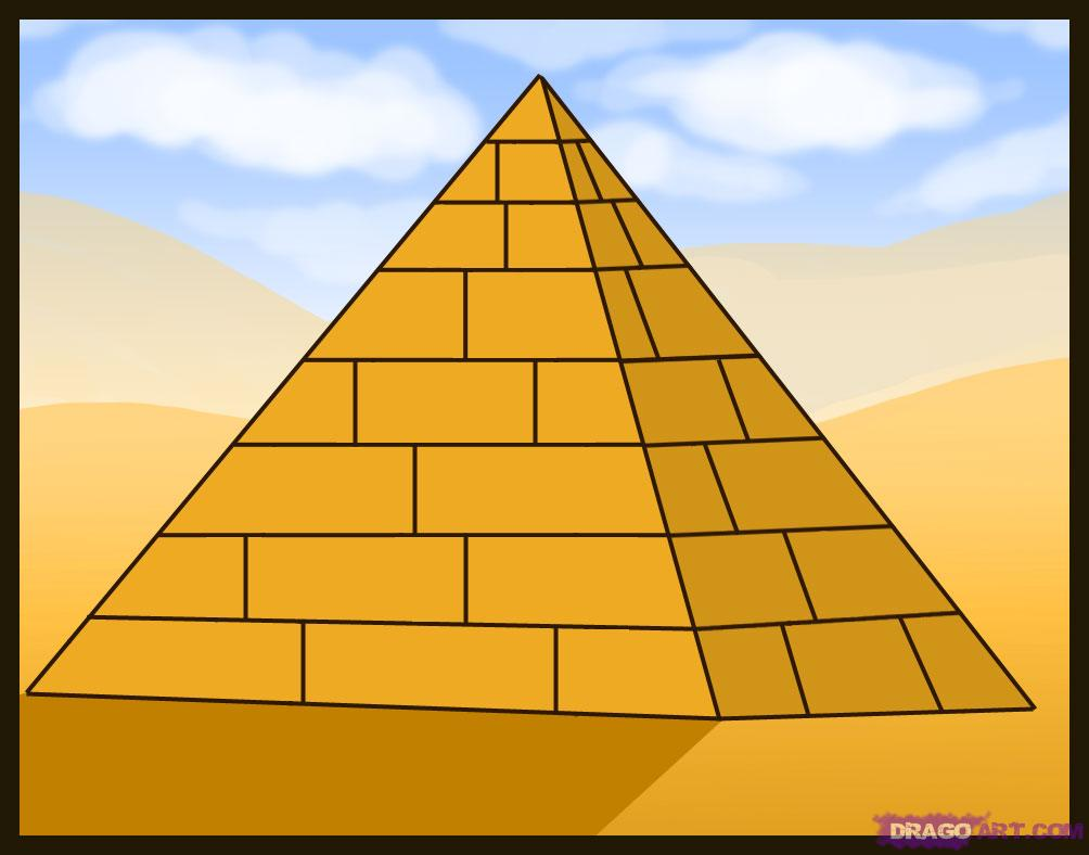 Pyramid Clipart & Pyramid Clip Art Images.