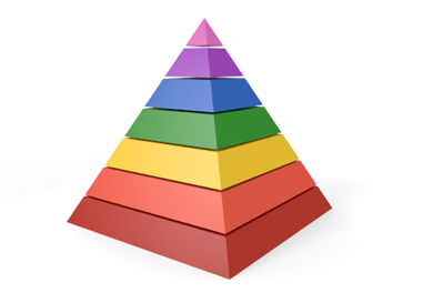 Pyramid Clipart.