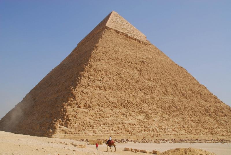 Watch more like King Khafre Pyramid.