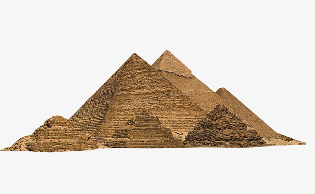 Egyptian Pyramids, Ancient Egypt, Mounta #13893.