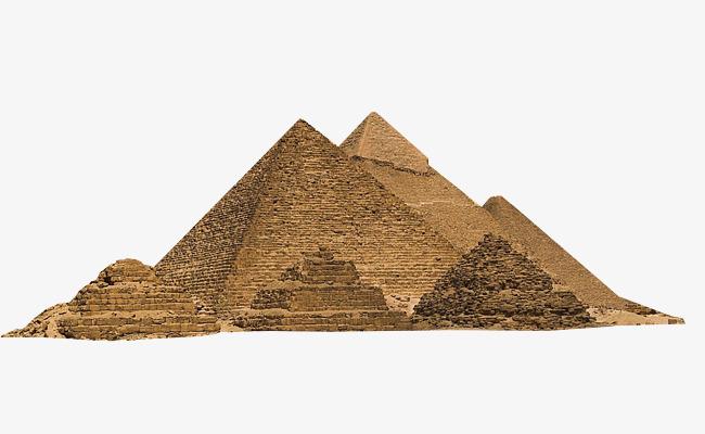 Egyptian Pyramids, Ancient Egypt, Mounta #13893.